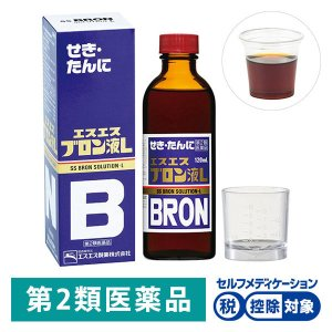 エスエスブロン液L 120ml エスエス製薬 第2類医薬品 風邪薬
