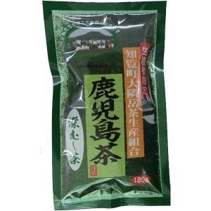 生産者限定鹿児島茶 知覧町大隣岳茶生産者組合 003792 1袋(180g) 緑茶(茶葉・リーフ)