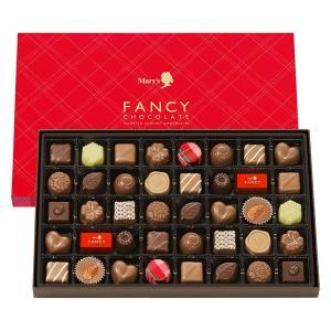 三越伊勢丹 Mary's(メリーチョコレート)ファンシーチョコレート 1箱(40粒入) 伊勢丹の紙袋...