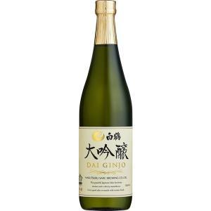 白鶴 大吟醸 720ml 日本酒