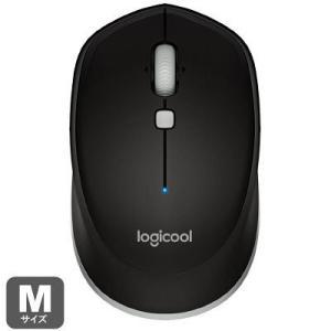 ロジクール(Logicool) Bluetooth Mouse M337 ブラック M337BKは、...