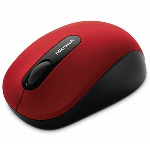 マイクロソフト Bluetooth Mobile Mouse 3600 Dark Red PN7-0...