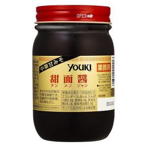 業務用 甜面醤(テンメンジャン)500g 1個 ユウキ食品 中華調味料 中華味噌