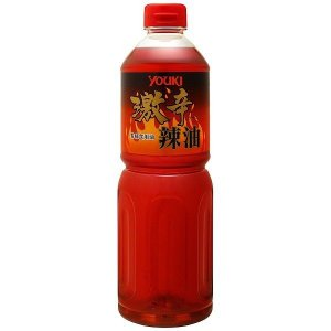 業務用 激辛辣油(ラー油)920g 1個 中華調味料 オリーブオイル・油