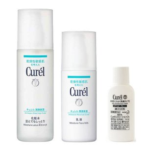 なめらかで潤いに満ちた肌に整える化粧水と、ふっくらと吸い付くような潤いに満ちた肌を保つフェイスクリー...