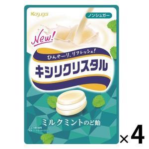 キシリトールをキャンディでサンドすることで最初から最後まで冷涼感が味わえるリフレッシュサンドキャンデ...