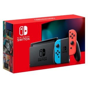 任天堂 Nintendo Switch 本体 (ニンテンドースイッチ) Joy-Con(L) ネオン...