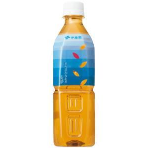 香り豊かなお茶 麦茶 500ml 1箱(24本入) 麦茶(ペットボトル)