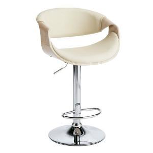 座り心地の良いデザインシートです。座面と足置きは、連動して昇降します。360度回転&レバー式昇降式。...