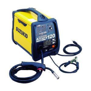スター電器製造 SUZUKID アーキュリー120 SAY-120 1台 818-5961(直送品)