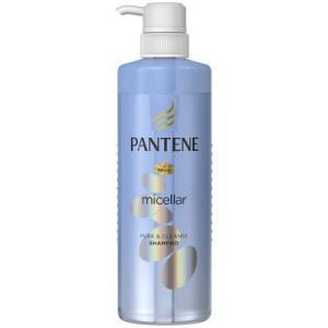 パンテーン史上初、スキンケアクレンジング成分「ミセラー粒子」配合。地肌からすっきり。すがすがしい髪。...