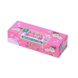 おむつが臭わない袋 BOS ベビー用 Sサイズ 1パック(200枚入) クリロン化成 おむつ用ごみ箱...
