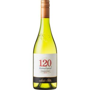 アウトレット/訳あり/わけあり サンタ・リタ 120 シャルドネ 750mlL チリ 白 白ワイン ...