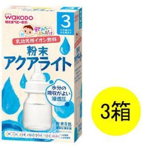 赤ちゃんやお子さまは、からだのなかの水分を上手に調節できません。そのため失われた水分と電解質をすみや...