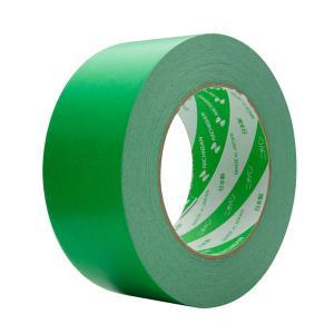 ニチバンの段ボール包装用クラフトテープ緑純白のクラフト紙をベースに使用しています。手切れが良く、作業...