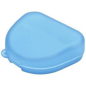 歯列矯正後のリテイナーを保管。 矯正終了後のリテイナーを保管するケース。 リテイナーポット ブルー ...