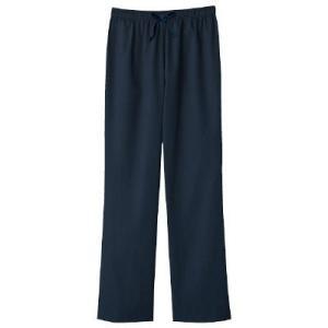 男女兼用のストレートパンツです。 吸水効果 フォークのスクラブパンツカラーパンツ。男女兼用のストレー...
