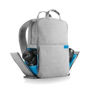 付属のカメラインナーケースを取り外すことで、通常のバッグとしても使える2STYLEカメラバックパック...