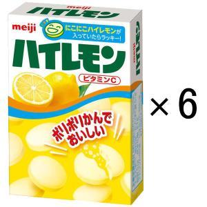 ハイレモン 18粒入 1セット(6箱) ミント・タブレット