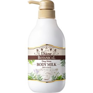 全身にさらっと浸透(*1)してしっかり潤いを与える、90%以上天然由来成分(水を含む)のボディミルク...