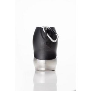 ループ ステンレスボトル S シルバー 水ボウル 給水器・水筒 (犬用)
