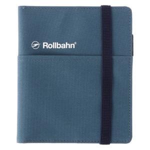 「シンプルで飽きのこないデザイン」と「使いやすさ」で人気のロルバーン。リングタイプのポケット付メモM...