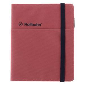 「シンプルで飽きのこないデザイン」と「使いやすさ」で人気のロルバーン。リングタイプのポケット付メモL...