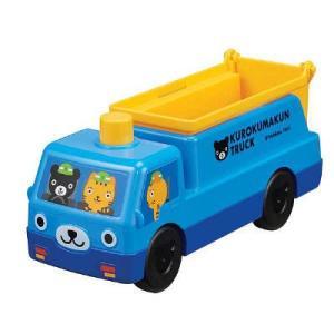 くろくまくんのかたちあわせトラック 1個 対象年齢:1才6ヶ月以上 くもん出版 ベビーおもちゃの商品画像 ナビ