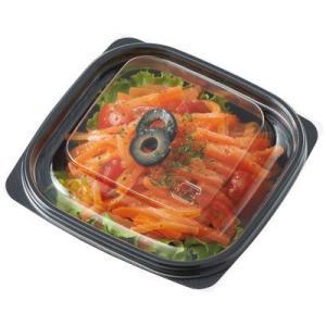温惣菜から冷惣菜まで旬な食材の容器として最適のリスパックの惣菜容器。電子レンジでの温めも可能です。別...