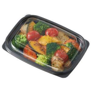 温惣菜から冷惣菜まで旬な食材の容器として最適のリスパックの惣菜容器。汁モレがしにくいかん合タイプ。 ...