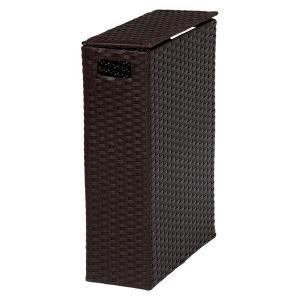 お手入れ簡単な素材で、ペーパーロールもたくさん収納できるトイレラック お手入れ簡単な素材で、ペーパー...