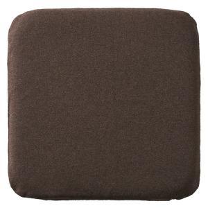 ゆっくりと沈み込む座り心地のよいシートクッションです。カバーを取り外せて洗濯機で洗えます。ウレタンフ...