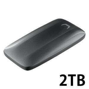 Thunderbolt3に対応した外付けPortableSSDX5は、最大40Gbpsという最速レベ...
