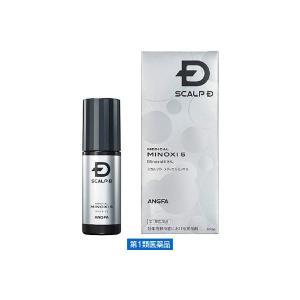 スカルプD メディカルミノキ5 60ml アンファー 第1類医薬品 発毛・育毛剤(医薬品)