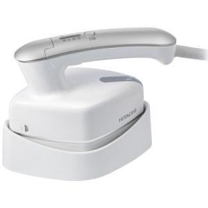 日立 衣類スチーマー 温度調節機能・ブラシ付 ホワイト CSI-RX2 W 1台 HITACHI ア...