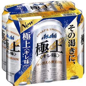 アサヒ 極上 500ml × 6缶 新ジャンル・第3のビールの商品画像|ナビ