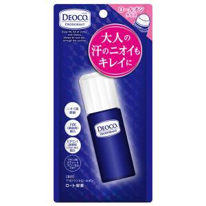 デオコ(DEOCO) 薬用デオドラントロールオン 30ml ロート製薬 制汗剤・デオドラント