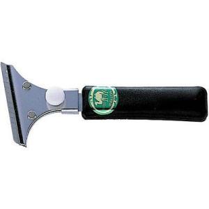 刃はすべて替刃式で市販のカッター刃が使用できます。取替えはネジで簡単。 刃はすべて替刃式で市販のカッ...