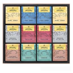 創業300周年の歴史を誇る紅茶の老舗「TWINING (トワイニング)」から大切な方への贈り物として...