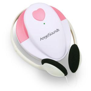 エンジェルサウンズはご自宅で簡単におなかの赤ちゃんの心音を聴ける胎児超音波心音計です。ハイテクノロジ...