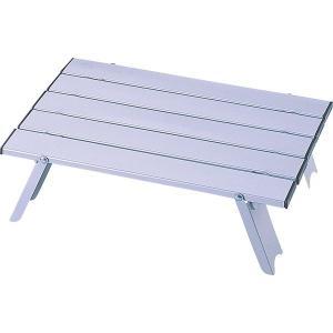 コンパクトにまとまるアルミローテーブル。 コンパクトにまとまるアルミローテーブル。 パール金属 キャ...