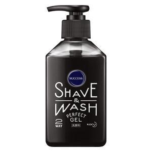 炭EX配合ジェルで一気に完了ヒゲをやわらかくしてスムースに剃りやすくして、毛穴につまった皮脂・角栓ま...