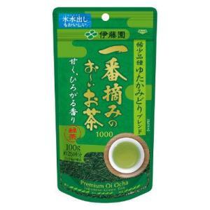 甘くひろがる香りを引き出した一番摘み緑茶です(100g:2人分4gの場合約25回分)。旨み豊かな国産...