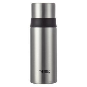 魔法びんのパイオニア、サーモス(THERMOS)のコップタイプの水筒。軽くてスリムで持ち運びやすい注...