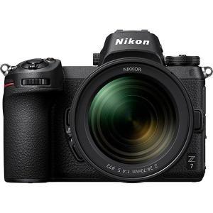 ニコン ミラーレスカメラ Z 7 24-70 レンズキット Z7LK24-70(直送品)