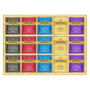 トワイニングならではの豊富なブレンド バラエティ。ギフト包装はございません トワイニング紅茶の魅力を...