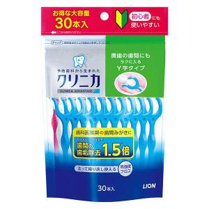 歯垢が溜まりやすく、届きにくい奥歯の歯間も手軽に清掃できるY字型デンタルフロス。120本のミクロ繊維...