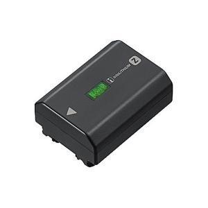 WシリーズバッテリーNP-FW50の約2倍の容量を持つ、高容量スタミナバッテリー。電力容量16.4W...