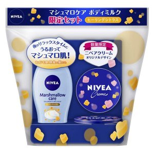 〇ニベアクリームc健康でしっとりした素肌を保つスキンケアクリーム。乾いた空気・冷たい外気から肌を保護...