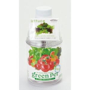 本商品はセパレート型のペットボルを使って、土を使わず野菜を育てる水耕栽培セットです。ペットボトルで水...